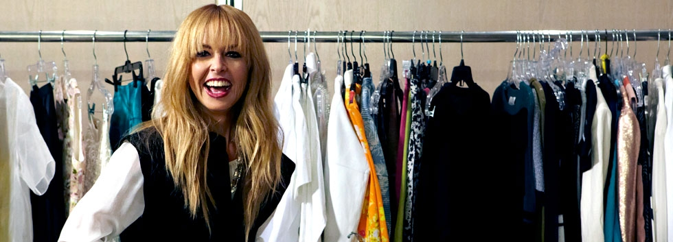 Rachel Zoe Literally Got Bangs