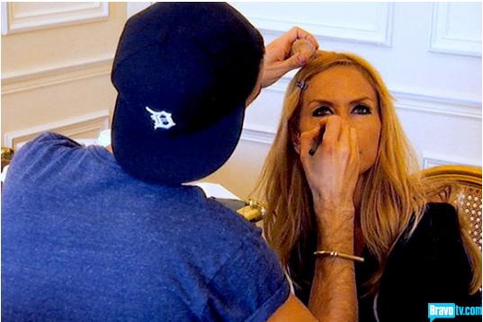 Rachel Zoe Makeup