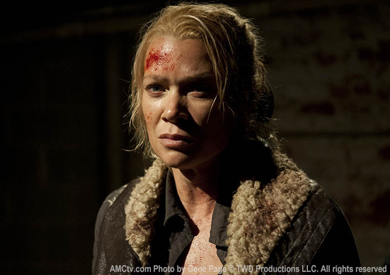 Blondie Andrea The Walking Dead