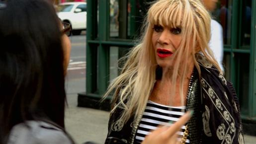Betsey Johnson Goes To New Jersey