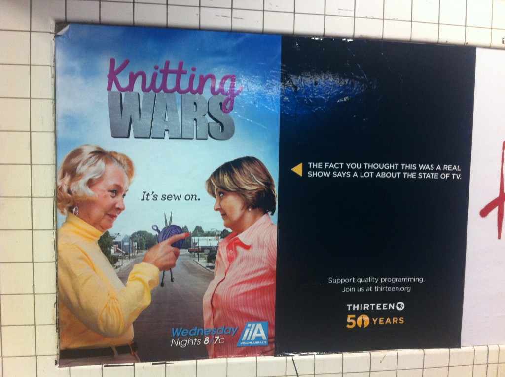 Knitting Wars PBS
