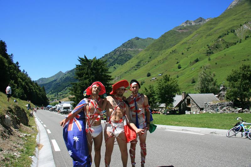 Tour de France Tailgate Costumes