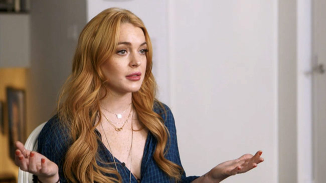 Lindsay Lohan And The End Of A Career