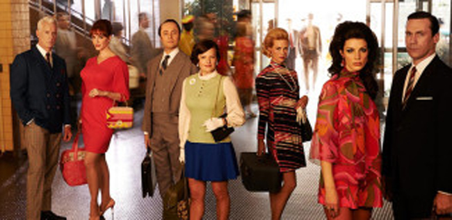 Mad Men Ad Agency