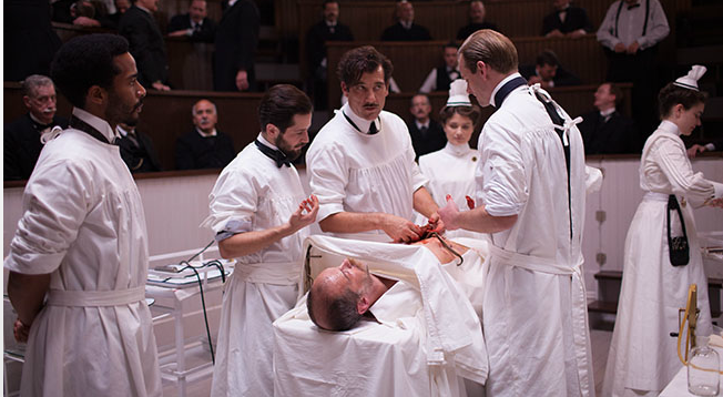 The Knick Surgery