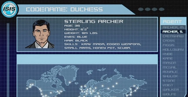 archer-isis