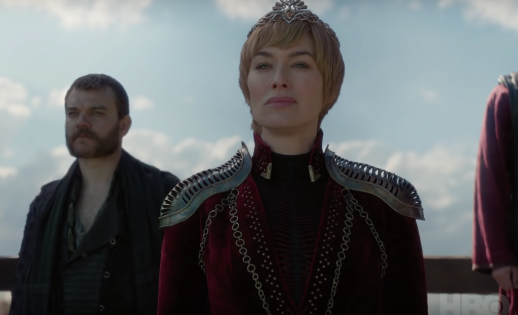Cersei Bad Hair Day